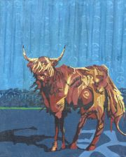 Brown Cow of Pestalince