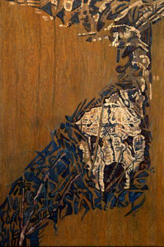 Cow-vary- Acrylic on canvas